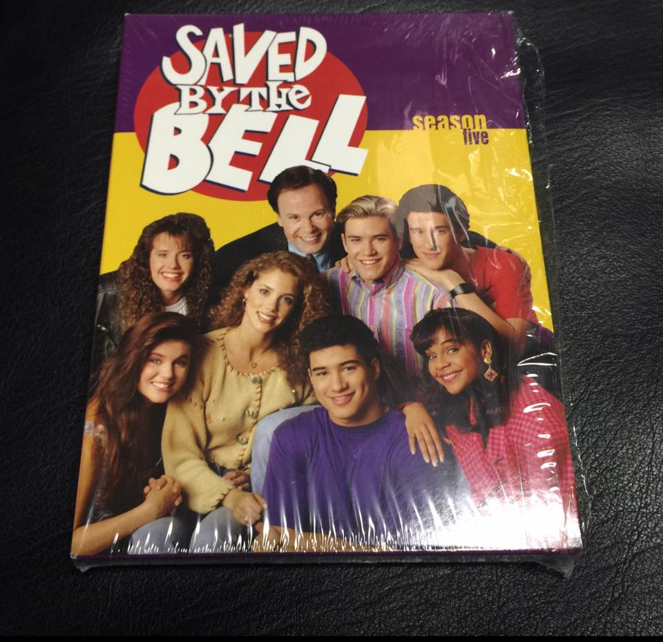 SAVED BY THE BELL season 5 (US)