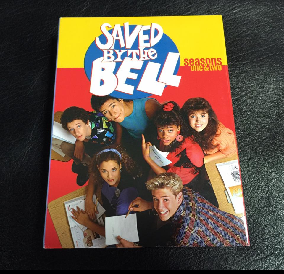 SAVED BY THE BELL season 1 & 2 (US)