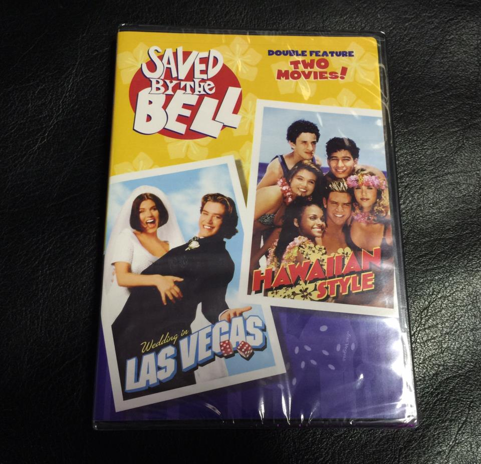 SAVED BY THE BELL TWO MOVIES! (US)