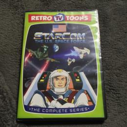 STARCOM THE COMPLETE SERIES (US)