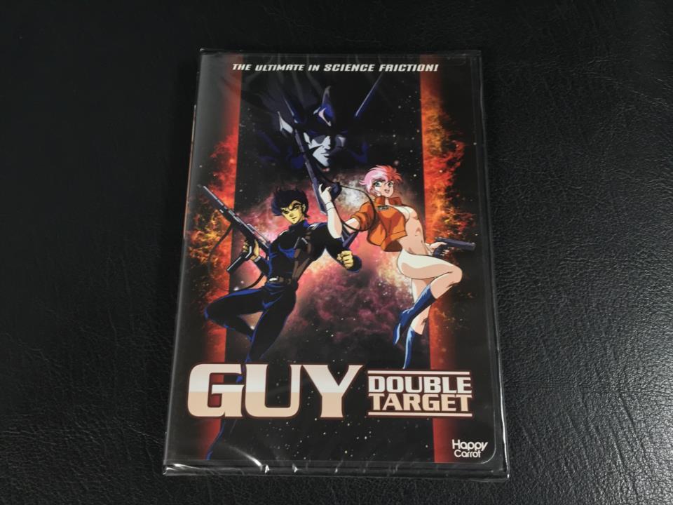 GUY: DOUBLE TARGET (US)