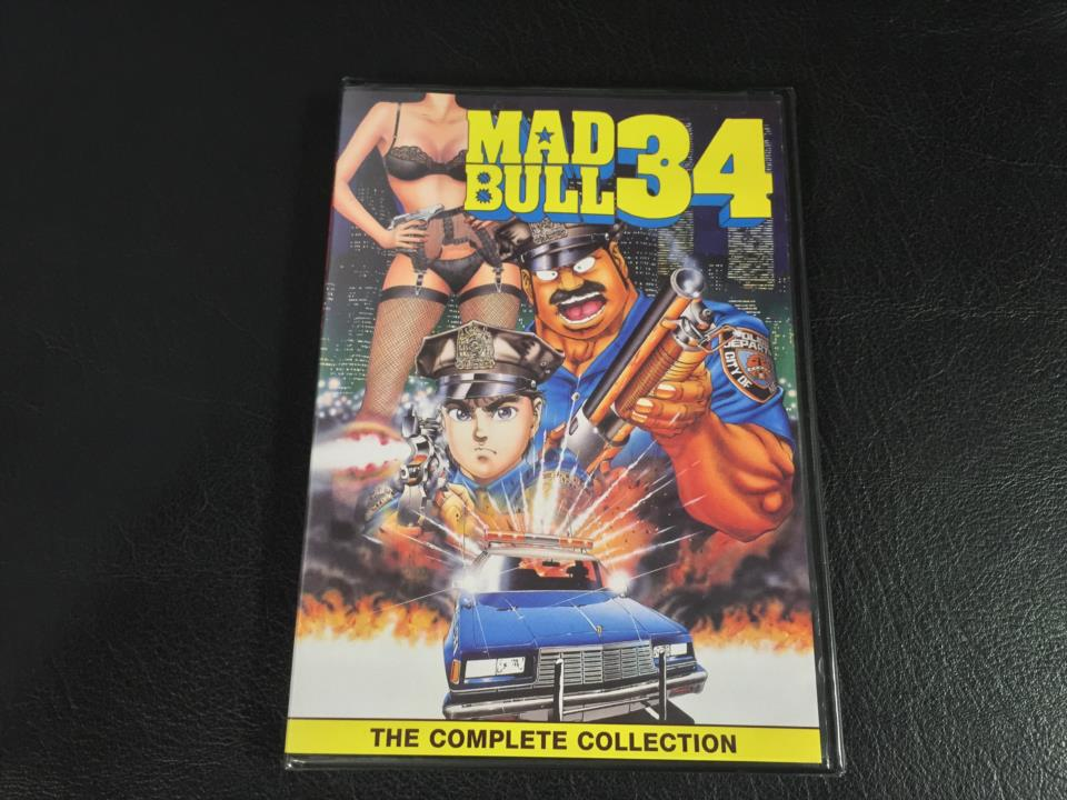 MAD BULL 34 THE COMPLETE COLLECTION (US)