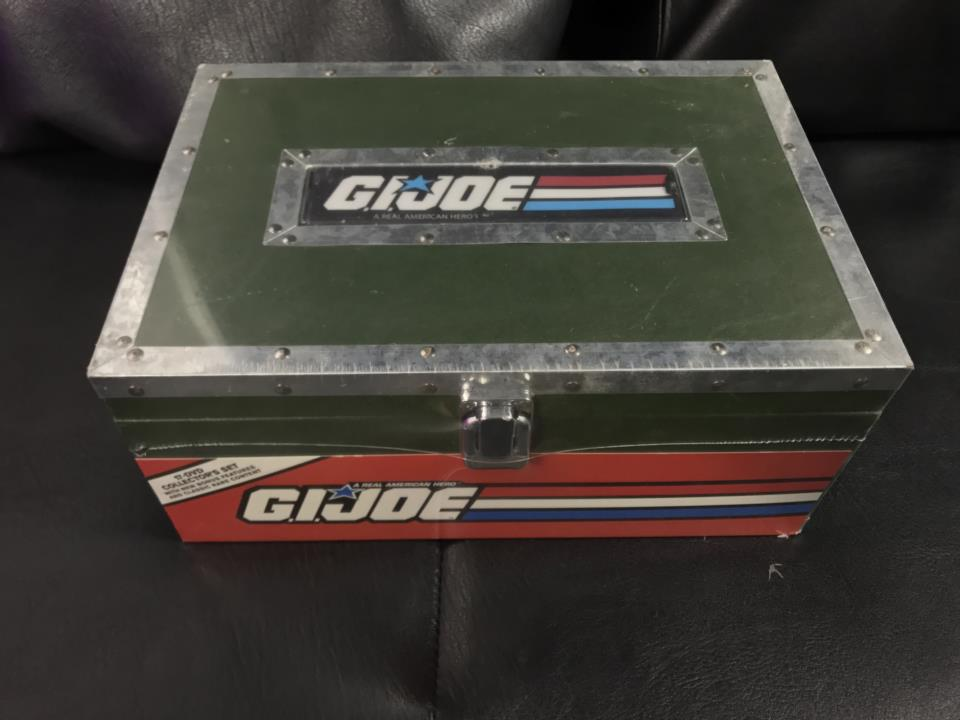 G.I.JOE COLLECTOR'S SET (US)