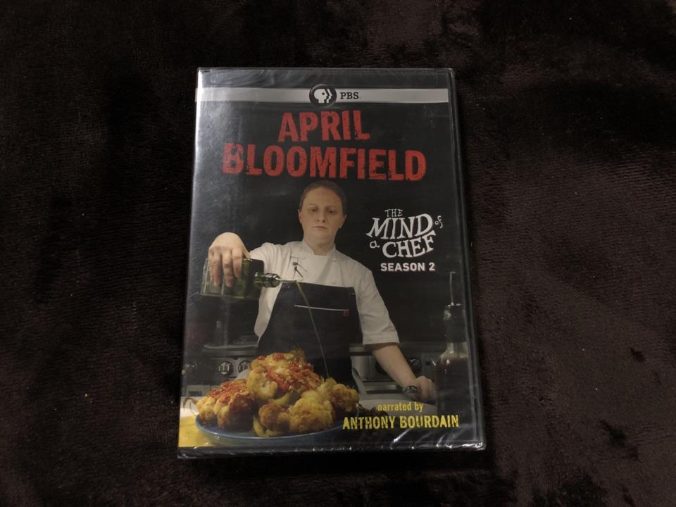 THE MIND of a CHEF SEASON 2: APRIL BLOOMFIELD (US)