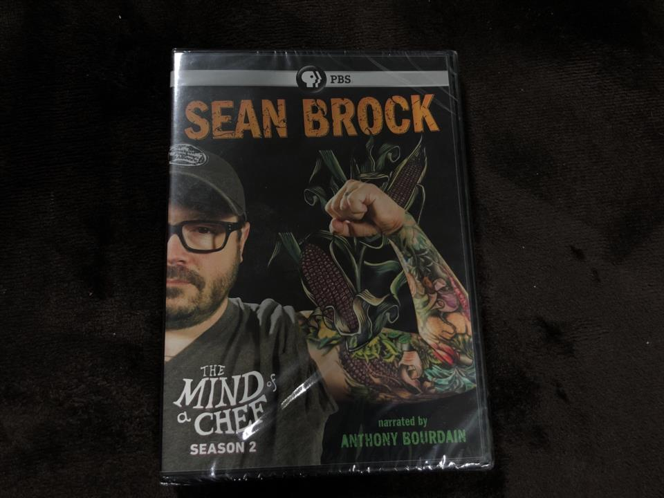 THE MIND of a CHEF SEASON 2: SEAN BROCK (US)
