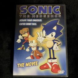 SONIC THE HEDGEHOG THE MOVIE (US)
