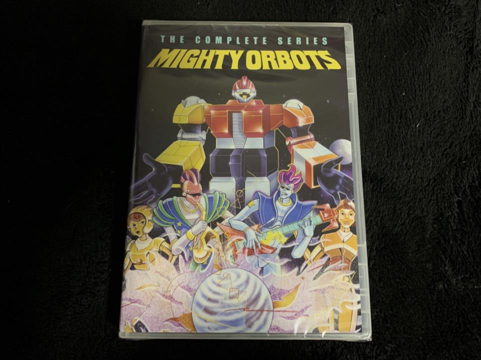 MIGHTY ORBOTS THE COMPLETE SERIES (US)