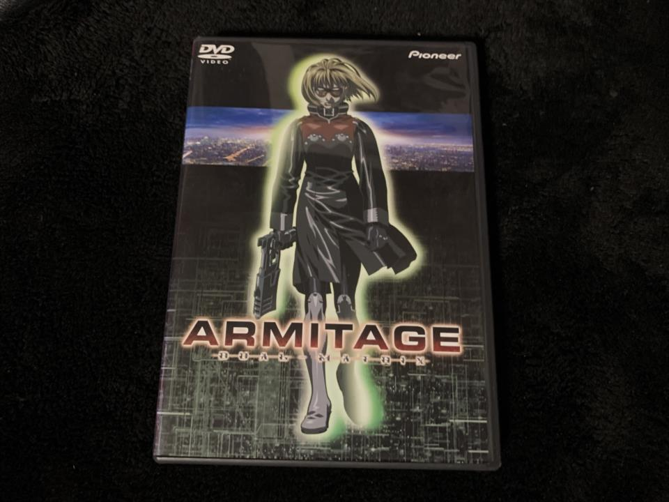 ARMITAGE: DUAL MATRIX (Japan)