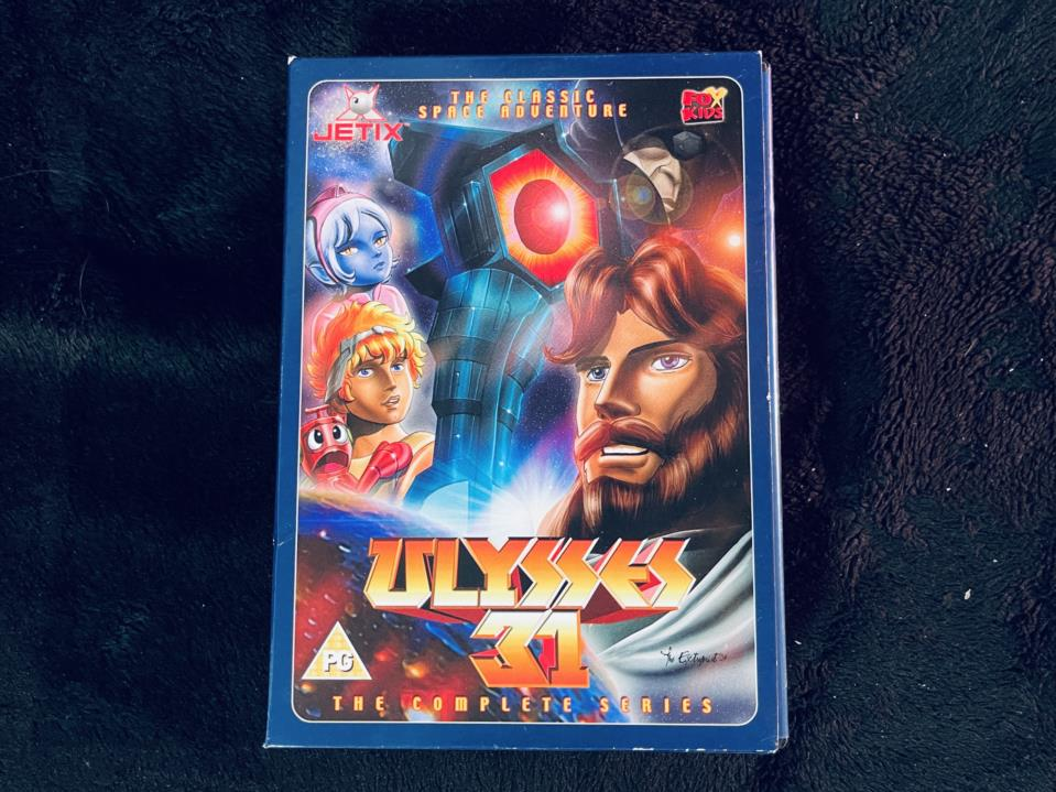 ULYSSES 31 THE COMPLETE SERIES (UK)