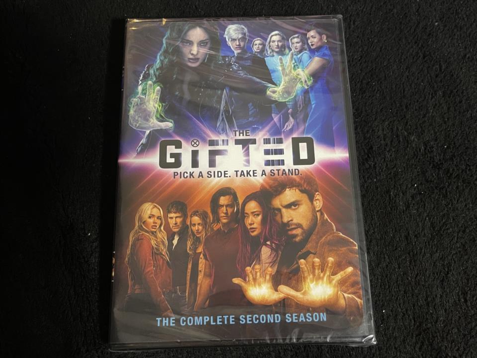 THE GiFTED THE COMPLETE 2ND SEASON (US)