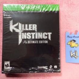 KILLER INSTINCT Pin ULTIMATE EDITION (US) by DOUBLE HELIX
