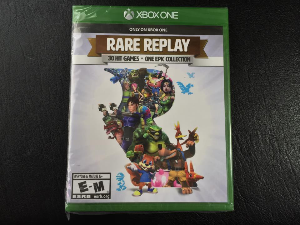 RARE REPLAY (US) by RARE