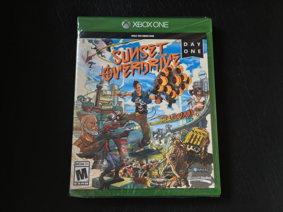SUNSET OVERDRIVE DAY ONE (US) by INSOMNIAC GAMES