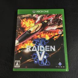 RAIDEN V (Japan) by MOSS