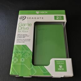 2TB Game Drive for Xbox Amazon.co.jp Limited Edition (Japan) by SEAGATE