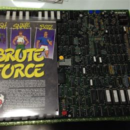 BRUTE FORCE (US) by Leland