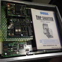 TOP SKATER (Japan) by Sega