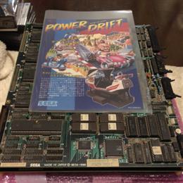 POWER DRIFT (Japan) by Sega
