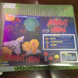 ACROBAT MISSION (Japan) by UPL