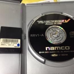 RIDGE RACER V Arcade Battle (Japan) by namco