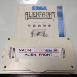 ALIEN FRONT (Japan) by SEGA