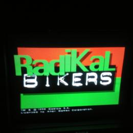 Radikal BIKERS (US) by gaelco