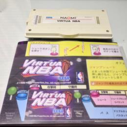 VIRTUA NBA (Japan) by SEGA