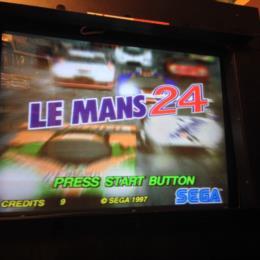 LE MANS 24 (Japan) by SEGA