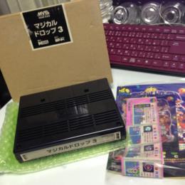 MAGICAL DROP III (Japan) by DATA EAST