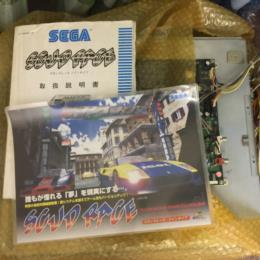 SCUD RACE plus (Japan) by SEGA