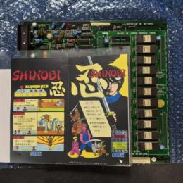 SHINOBI (Japan) by SEGA
