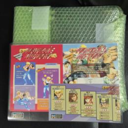 FIGHTER'S HISTORY (Japan) by DATA EAST