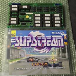 SLIPSTREAM (Brazil) by CAPCOM