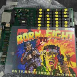 BORN TO FIGHT (EU) by INTERNATIONAL GAMES