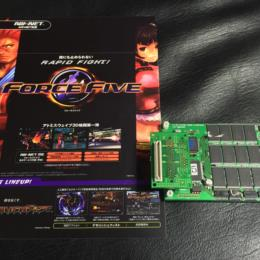 FORCE FIVE (Japan) by ANCHOR