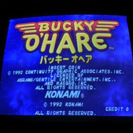 BUCKY O'HARE (Japan) by KONAMI