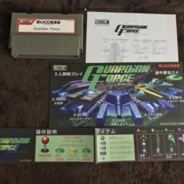 GUARDIAN FORCE (Japan) by SUCCESS