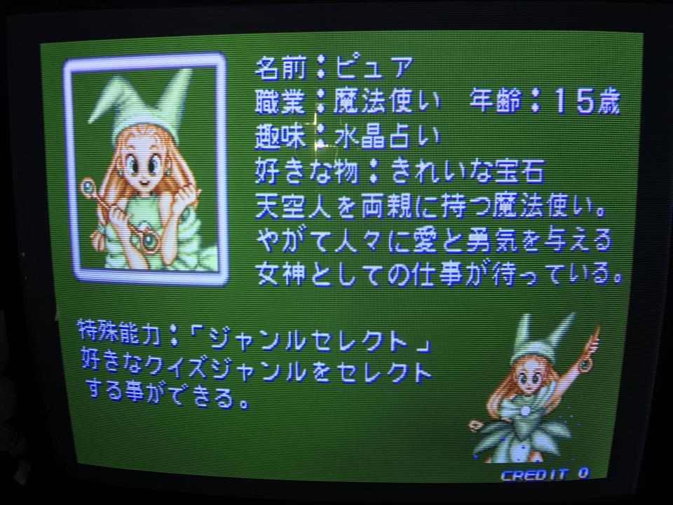 ADVENTURE QUIZ CAPCOM WORLD 2 (Japan) by CAPCOM