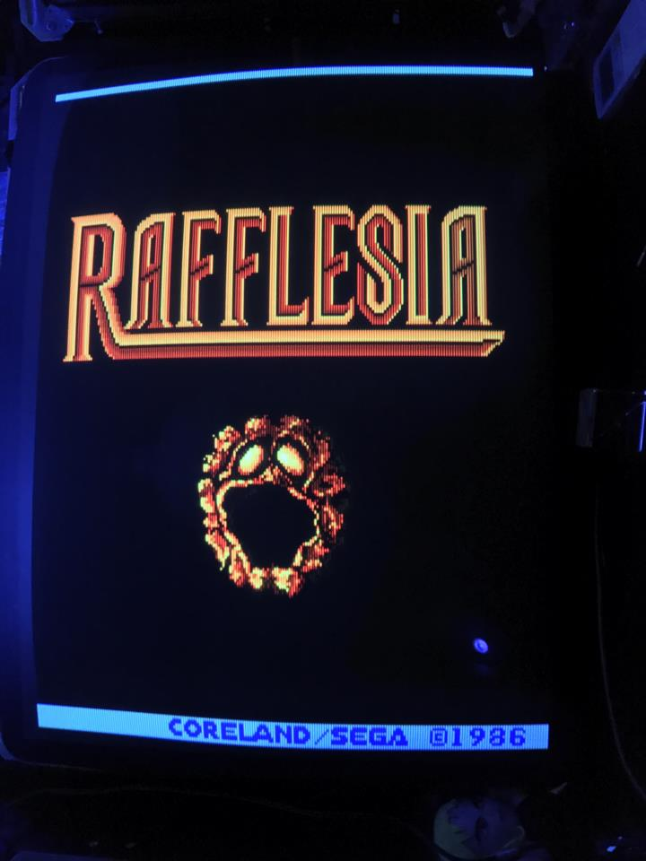 RAFFLESIA (Japan) by CORELAND TECHNOLOGY