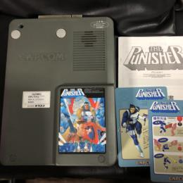 THE PUNISHER (Japan) by CAPCOM