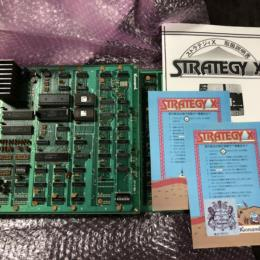 STRATEGY X (Japan) by KONAMI