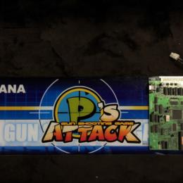 P'S ATTACK (US) by UNIANA