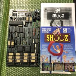 SHUUZ (US) by ATARI GAMES