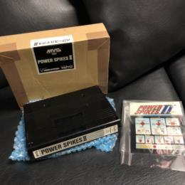 POWER SPIKES II (Japan) by VIDEO SYSTEM