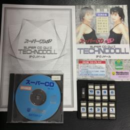 Super CD #4: TECHNODOLL (Japan) by Nichibutsu