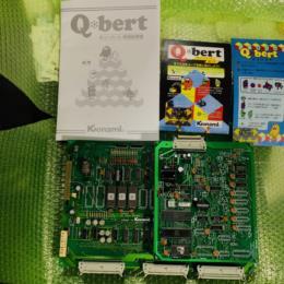 Q*bert (Japan) by Gottlieb