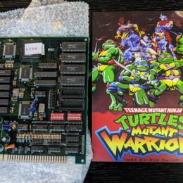 TEENAGE MUTANT NINJA TURTLES: MUTANT WARRIORS (China) by KONAMI
