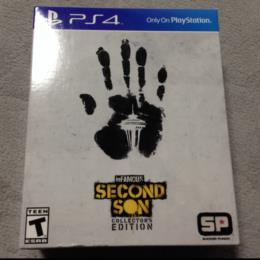 inFAMOUS: SECOND SON COLLECTOR'S EDITION (US) by SUCKER PUNCH