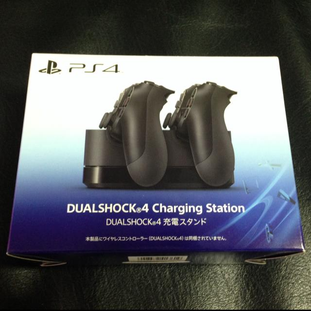 DUALSHOCK 4 Charging Station (Japan) by SONY