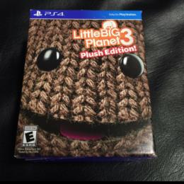 LittleBIGPlanet 3 Plush Edition! (US) by SUMO DIGITAL